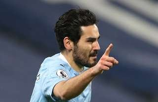 Man City star Ilkay Gundogan
