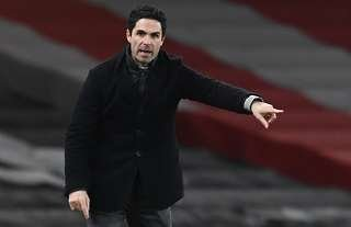 Mikel Arteta is eager for reinforcements before Monday's deadline
