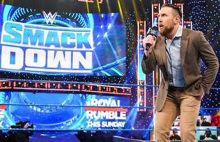 The final WWE SmackDown before the Royal Rumble is complete