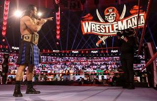The Road to WrestleMania continued on WWE RAW