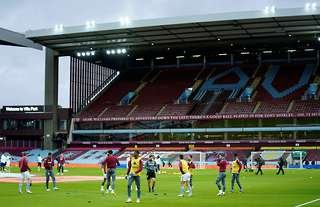 Aston Villa latest news