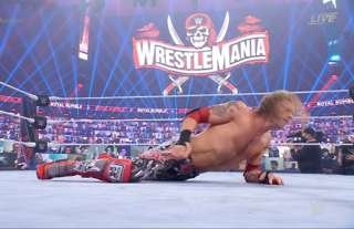 Edge is going to WrestleMania after winning the Royal Rumble
