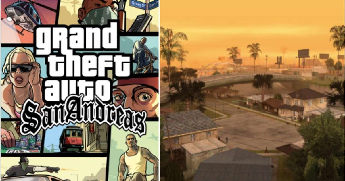 Grand Theft Auto: San Andreas next-gen remake is coming, claims leaker - GIVEMESPORT