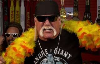 WWE released Hogan's full promo after SmackDown