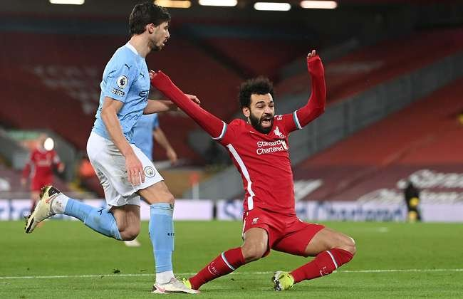 Liverpool's Mohamed Salah slammed in savage video of 'career-ending  challenges' | GiveMeSport