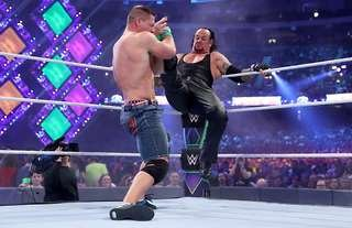 Cena and The Undertaker have different views on WWE's current product