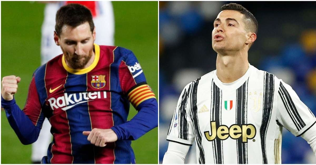 Lionel Messi matches Cristiano Ronaldo stat in huge update for the GOAT debate - GIVEMESPORT