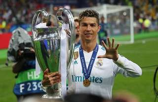 Cristiano Ronaldo - the greatest player in Champions League history!