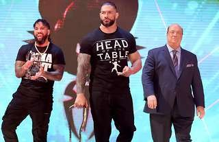 Reigns has plans changed for WWE Elimination Chamber