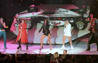 Formula 1 car launches can be quite bizarre we've found
