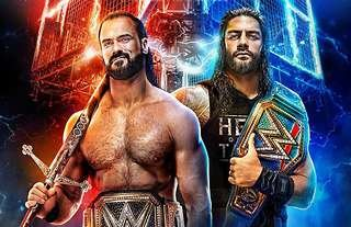 WWE Elimination Chamber takes place on Sunday night