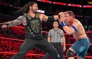 Reigns has had some big rivalries in WWE
