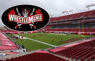 WWE have matches planned for WrestleMania 37