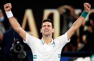 Novak Djokovic has won the Australian Open for the ninth time