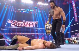 WWE Elimination Chamber was an incredible night of action