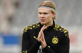 Erling Haaland has been in stunning form for Borussia Dortmund this season