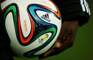 Generic image of 2014 World Cup ball