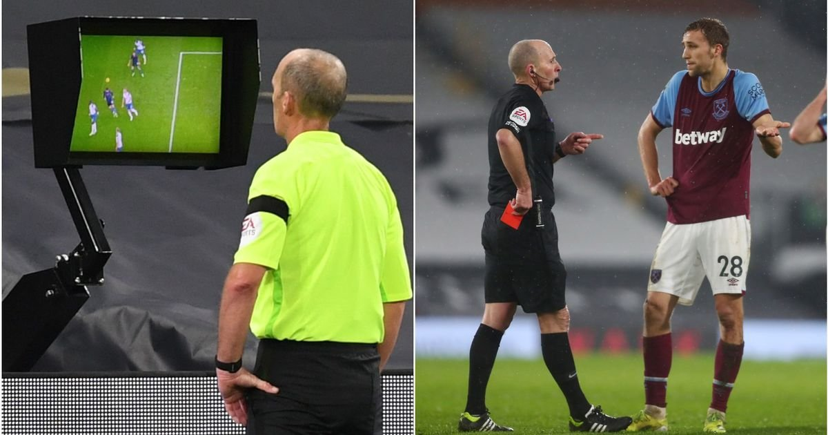 Premier League referees see potential £50k bonus slashed when they make mistakes