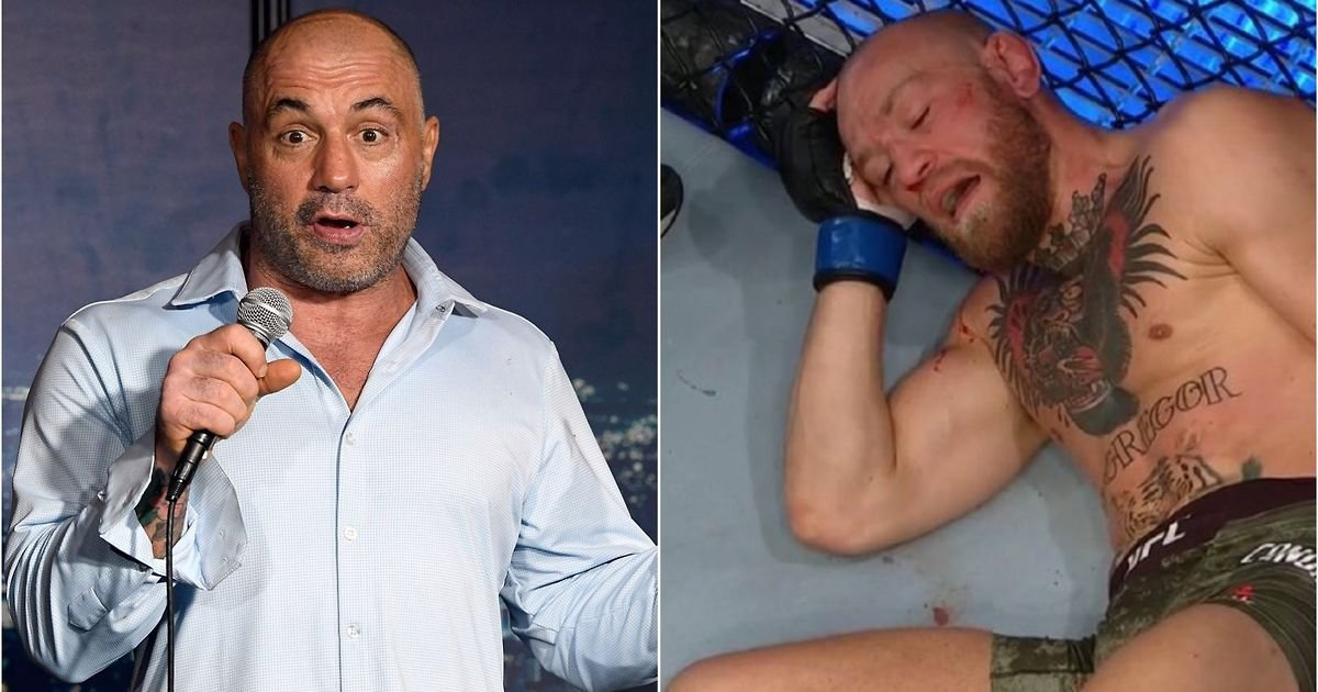 Joe Rogan perfectly sums up why Conor McGregor was taken apart by Dustin Poirier