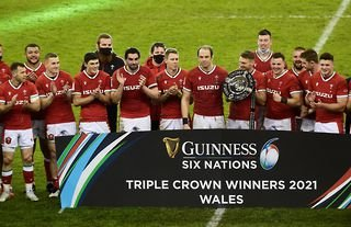 Six Nations glory for Wales