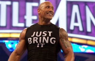 WWE icon The Rock was suspended from school for protecting the business