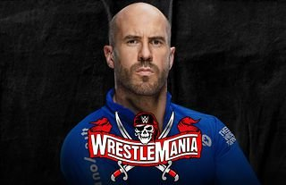 Cesaro reveals his dream booking for WWE WrestleMania 37