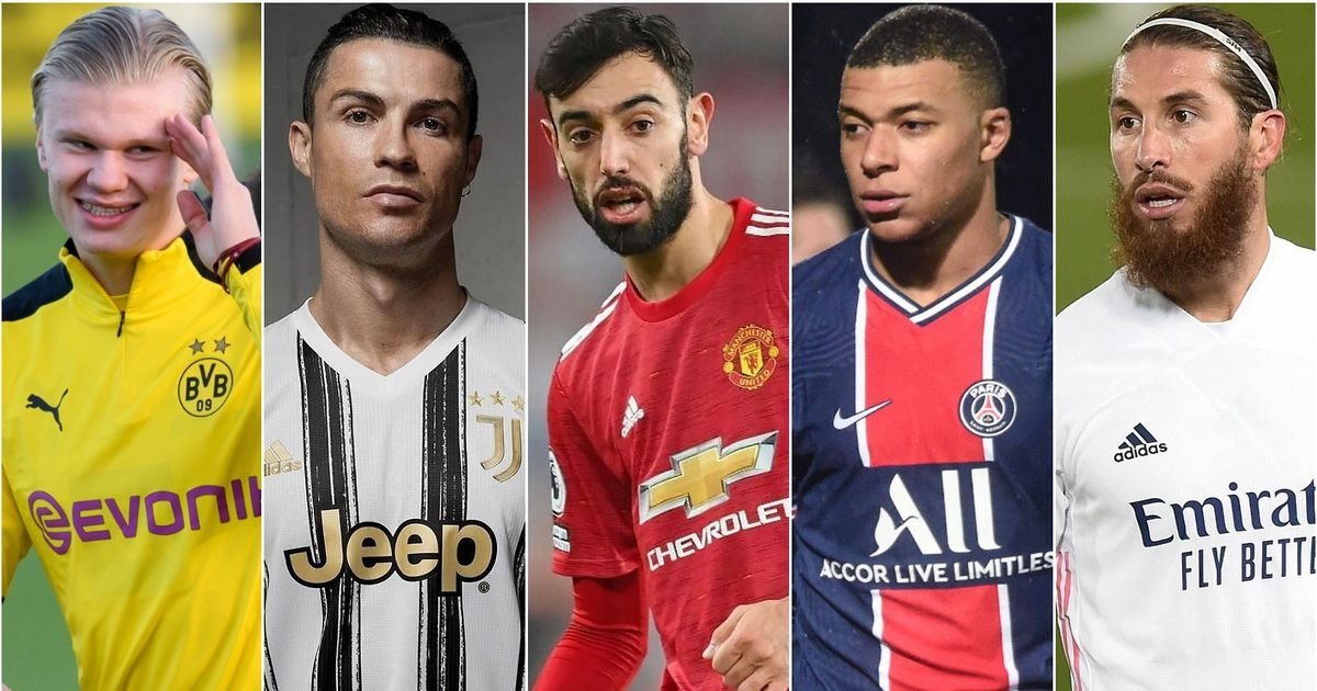 The TRULY world-class players in each of Europe's top five leagues right now