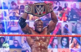 Lashley is WWE Champion and there was plenty of reaction to his triumph