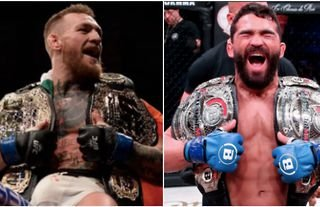 'The best vs the best' - Conor McGregor offered $1million to fight a Bellator world champion
