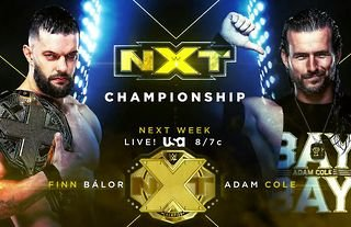WWE NXT is going to be must see next week