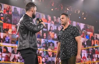 WWE NXT continued to build to the next PPV event