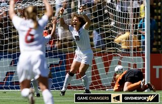 Michelle Akers: Game Changer