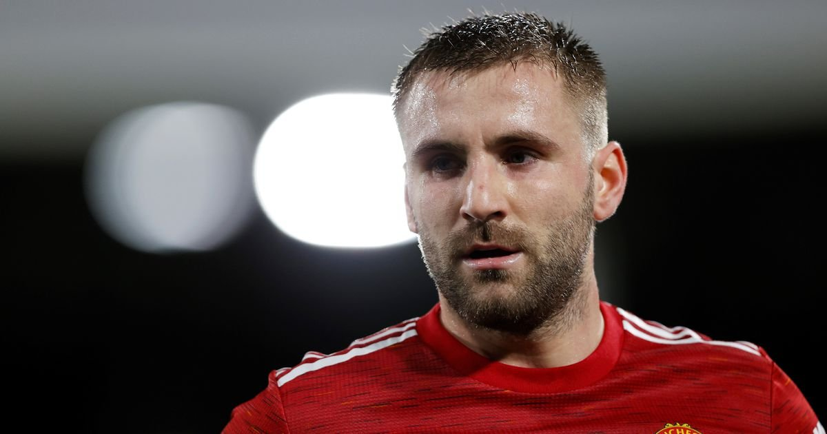 Man United defender Luke Shaw nominated for GMS Fans' Player of the Month award - February