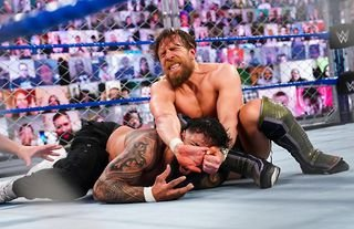 Bryan and Uso clash in the main event of WWE SmackDown