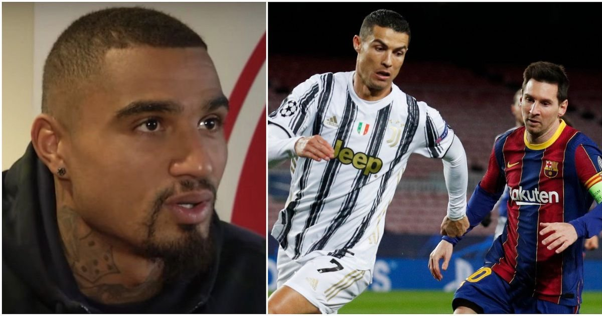 Lionel Messi or Cristiano Ronaldo? Incredible answer from Kevin-Prince Boateng in 2018 - GIVEMESPORT