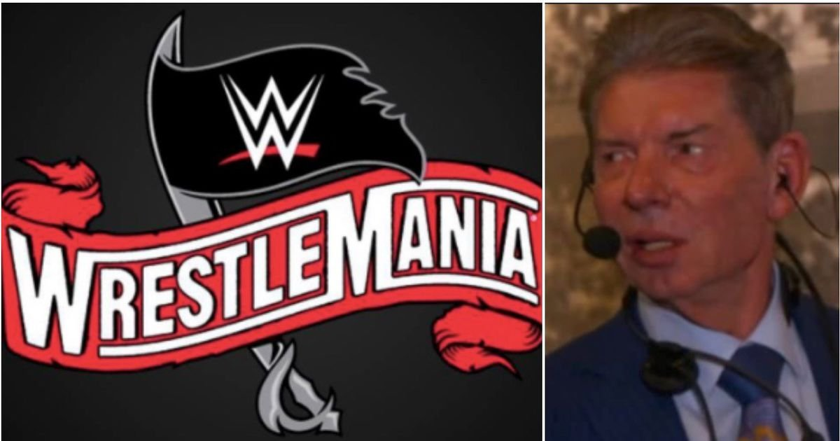 Vince McMahon is reportedly considering making major changes to WrestleMania 37