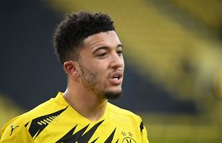 Jadon Sancho is already one of the best players in the world