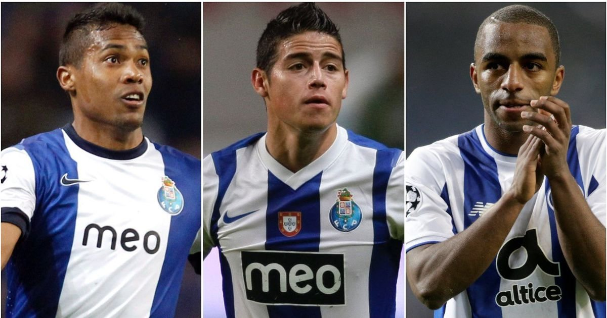 Juventus vs Porto: Portuguese side's impressive XI of players they have sold - GIVEMESPORT