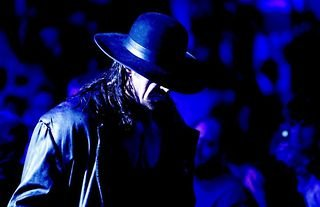 The Undertaker features in WrestleMania's greatest entrances in WWE history