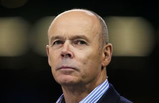 England rugby legend Sir Clive Woodward