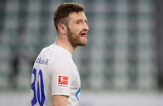 A day to forget for Shkodran Mustafi...