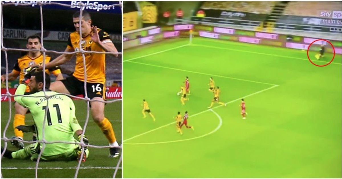 Many fans want Premier League offside law scrapped after Rui Patricio's sickening injury