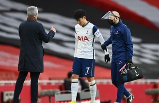 Heung-min Son could soon be fit for Tottenham
