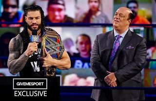 Heyman has confirmed The Rock is interested in match with Reigns