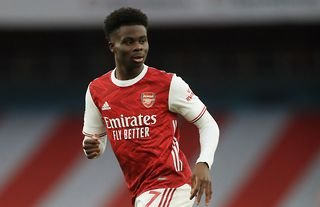 Arsenal's Bukayo Saka is the best teenager in the Premier League right now