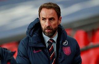 Gareth Southgate's has named his latest England squad