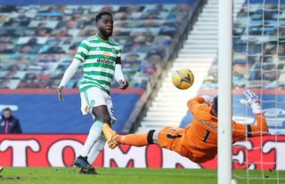 Celtic star Odsonne Edouard is Leicester City's top transfer target this summer