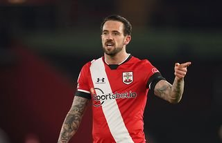 Danny Ings Manchester City