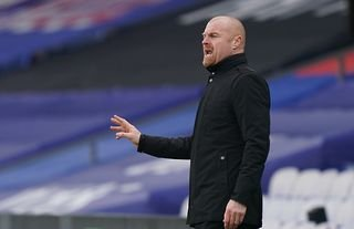 Sean Dyche is keen on leaving Burnley for Crystal Palace