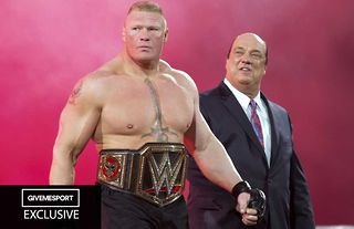 Lesnar could swap WWE for a different career, according to Heyman